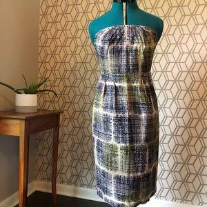 Anthropologie Edme & Esyllte strapless dress